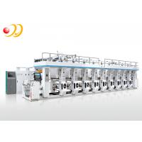 Electronic Line Shaft Rotogravure Printing Machinecomputerized Register Manufactures