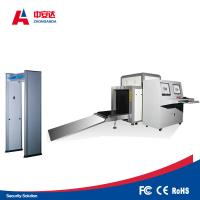 Auto Alarm Real Xray Scanner , X Ray Machine For Baggage Public Buildings Manufactures