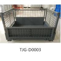 TJG-D0003  portable storage containers with steel metal plates Manufactures