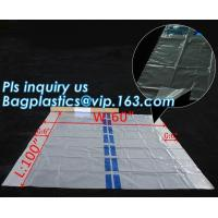 China poly pallet covers / plastic dust proof cover, Factory Wholesale Durable Pvc Tarpaulin Pallet Cover, pallet covering bag on sale
