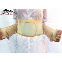 Buy cheap Tourmaline Self heating Warm Waist Support Belt Magnetic Therapy Belt Brace from wholesalers