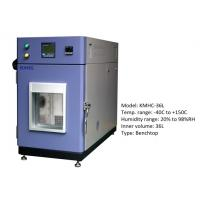 Benchtop Air Cooled Temperature Humidity Chamber For Lab Testing CE ISO Manufactures