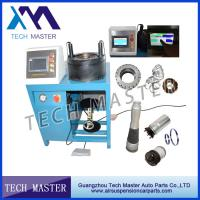 Mercedes W164 W220 W221 W251 Hydraulic Hose Crimping Machine For Air Spring Air Suspension Manufactures