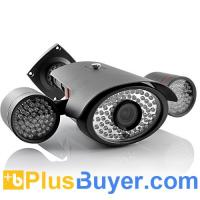 StrongFortress - 161 LEDs Night Vision IP Camera with Dual Stream Manufactures