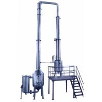 Alcohol Retrieve Concentrator Concentration Equipment 0Cr18Ni9 Material Manufactures
