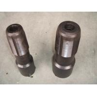 Full Penetration Self-Tapping Thread , Drill Rig Parts Drill Rod Recovery Tap Manufactures