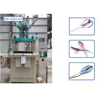 China Double Color Injection Molding Machine / ABS Injection Molding Machine For Scissors Grip on sale