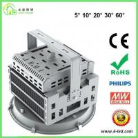 300w 500w Led High Mast Lighting For Construction Crane Projection , Cree Xte Chip Manufactures