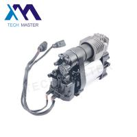 Audi Q7 Touareg Air Suspension Pump , Air Spring Compressor 7P0698007A Manufactures