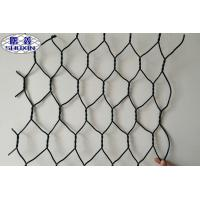 Gabion Stone Cage For Erosion Control Project  Wove Gabion Wire Mesh Manufactures