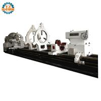 Low Price Metal Cutting Heavy Duty Common Lathe Machine With Gap Bed Type Manufactures