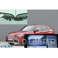 Waterproof IP67 High Definition 360 Degree Car Backup Camera System For BMW X1, Bird  View System Manufactures