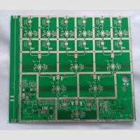 Mix Material Rigid Printed Circuit Boards , Multilayer Pcb Fabrication HASL Surface Treatment Manufactures