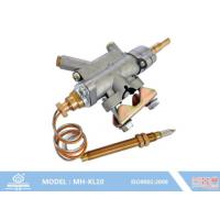 China Lpg Bbq Gas Valve With Safty Device on sale