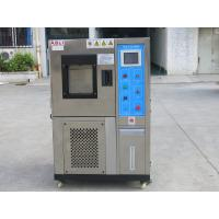 Constant Temperature Humidity Environmental Test Chamber 80 Liter 400x500x400mm Manufactures