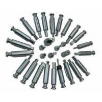 9CrSi / 6CrW2Si Material Tablet Press Tooling Pill Press Die Set Ellipse / Olive Shape Manufactures