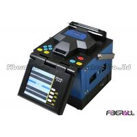 China Single Fiber Fusion Splicer Fiber Optic Cable Testing Equipment For SM MM DS NZDS Fibers on sale