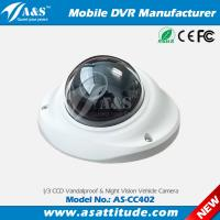 China Vandal-proof Sony CCD Night Vision 12V Vehicle Car Camera For Bus/Truck/Trailer DVR wholesale