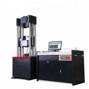 China Bolts And Nuts Digital Tensile Testing Machine , Utm Universal Testing Machine on sale