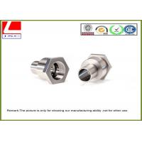 Buy cheap OEM Aluminium Die Casting Parts Mechanical Equipment Part +-0.01 Tolerance from wholesalers