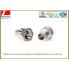 Buy cheap OEM Aluminium Die Casting Parts Mechanical Equipment Part +-0.01 Tolerance from wholesalers