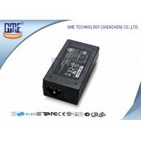 Network Over Power Adapter 24V 1A , Desktop D Link POE Adapter Manufactures