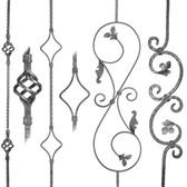 Ornamental Wrought iron fences Manufactures