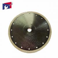 Quality Angle Grinder 5 Inch Diamond Blade Wet Saw 65Mn / 30Crmo Body Material for sale