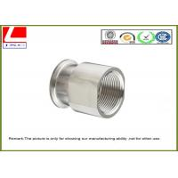 OEM Custom Made Stainless Steel Machining Spacer Precision Machined Parts Manufactures