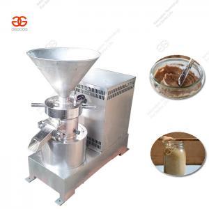 GG-JMS-80 2-50um Fineness Peanut Butter Grinding Machine Price In Guangzhou Manufactures