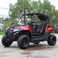 4 Stroke Air Cooled Gas Utility Vehicles 200cc Single Cylinder Horizontal Manufactures