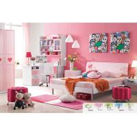Buy cheap Cartoon Childrens Bedroom Furniture Sets Doff Finished Corrosion Resistant from wholesalers