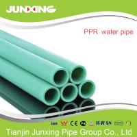 China green color ppr tube 32mm for waste water sewer system in house on sale