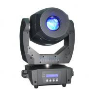 Electrical Focusing 200W LED Spot Moving Head Light Adjustable Speed Gobo Wheel Manufactures