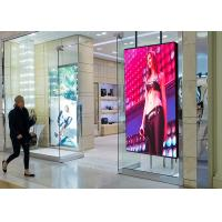 Shopping Mall Indoor Advertising LED Display Ads Led Signs 2.97mm Pixel Pitch Manufactures