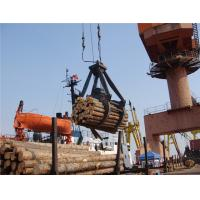 Four Ropes Mechanical timber/log grab Manufactures