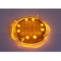 Super Bright LED Swimming Pool Solar Powered Ground Lights Dia.100mm 360 Degree Visible Manufactures