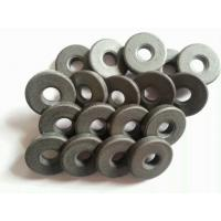 Light Weight Ferrite Ring Magnet , Small Super Magnets 4.5 - 5.1g/cm3 Density Manufactures