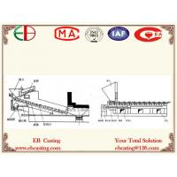 Sketch Maps for Horizontal Type & Inclining Type Grate Bars for Combustion Furnaces EB3265 Manufactures