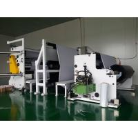 China Fully Automatic Thermal Paper Slitting Machine Three Motors Motion Control on sale
