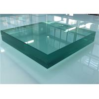 Sound Control Toughened Laminated Glass , Acoustic Laminated Glass For Shower Door Manufactures