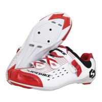 Lycra Inner Breathable Cycling Shoes Water Resistant Anti - Collision Design Manufactures