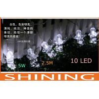 Quality High Bright Battery Operated LED String Lights For Department Lighting for sale