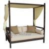Buy cheap MTC-330 Outdoor Rattan Furniture , Beach / Riverside / Poolside Gazebo /wicker from wholesalers