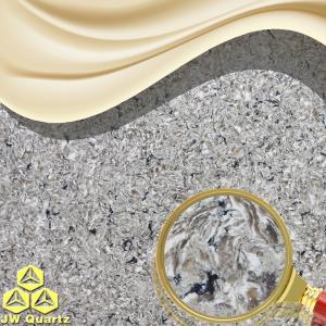 China JW-6807 Vortex-Non Porous Artificial Quartz Stone Slab for Countertop on sale