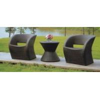 TF-9501 rattan chair and coffee table Manufactures