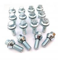 China Alloy Wobble Wheel Bolts M12 X 1.25 , Variable Pcd Bolts 2 Mm Tolerance on sale