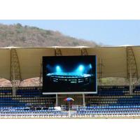 Quality P5 High Resolution Outdoor Full Color Stadium Advertising LED Billboard Display for sale