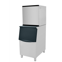 China R134a Commercial Ice Maker Machine For Cafe Bakery Bar , Portable Freestanding Ice Cube Maker Machine on sale