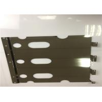 China Nickel Plated Customized Aluminum Product For Connecting Conductors on sale